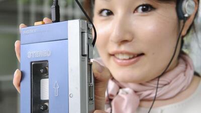 El primer modelo del Walkman fue el TPS-L2 que debutó el 1ro de julio de...