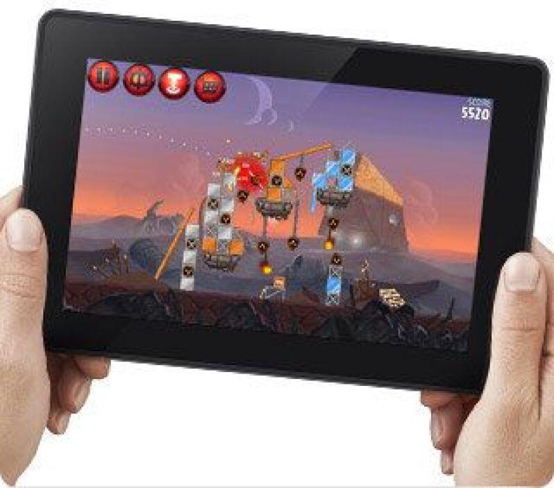 Kindle HD: Con pantalla de alta definición impresionante, un procesador...