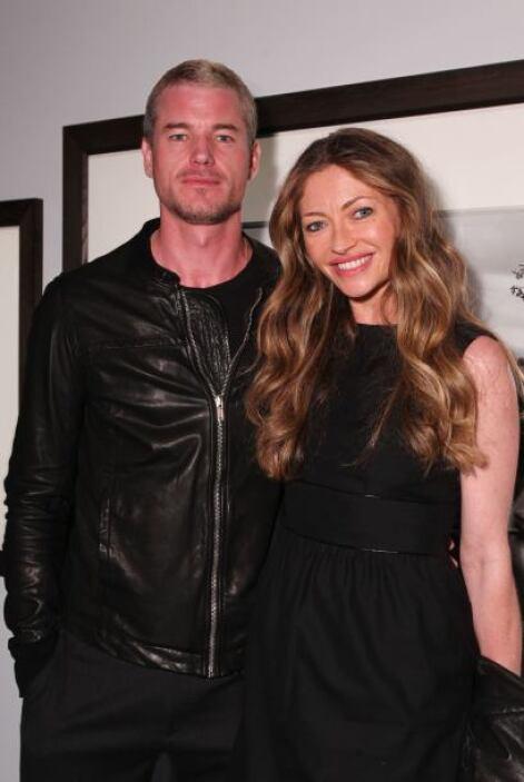 """El actor de """"Grey's Anatomy"""" y su esposa se filmaron con Kari Ann Penich..."""