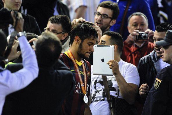 El Barcelona se conformó coin la medalla de sub campeón.