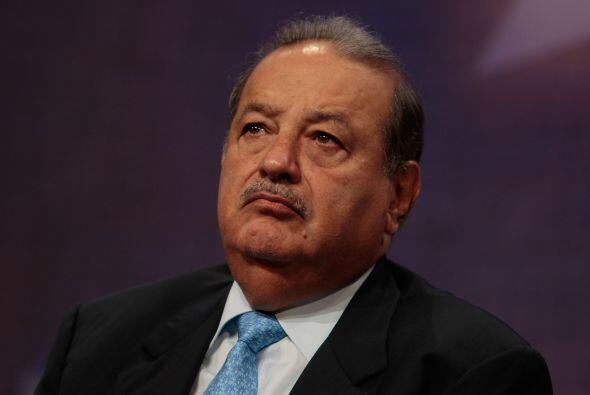 5. Carlos Slim, el magnate mexicano de las telecomunicaciones y el consi...