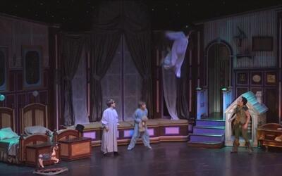 'Peter Pan' llega a los escenarios de Atlanta