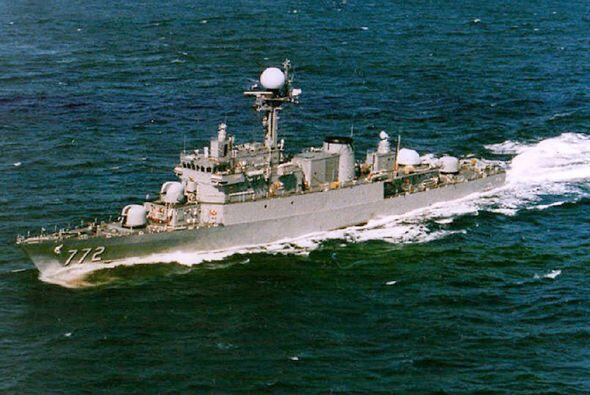 Durante el 2010 registraron al menos una docena de naufragios con grande...