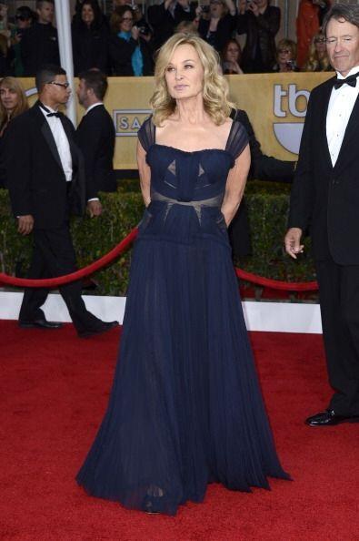 Una cosa sí hay que reconocerle a Jessica Lange. Ha envejecido co...