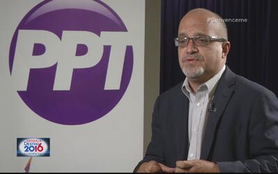 Rafael Bernabe apuesta a un Puerto Rico más inclusivo