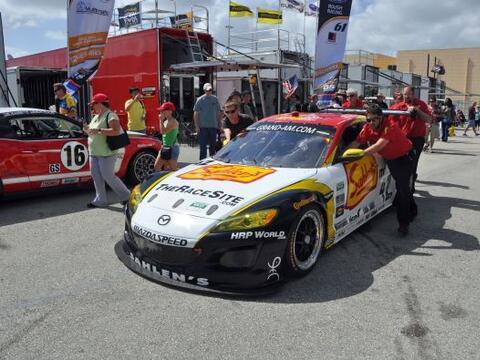 El espíritu de Mazda en el Grand Prix de Miami