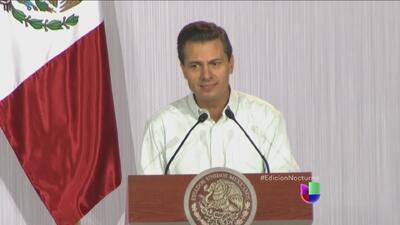 El presidente de México criticó medidas fronterizas en Texas