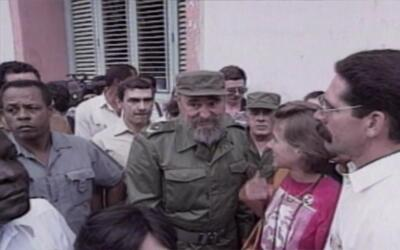 What Fidel Castro told the U.S. press in 1977 and 1993