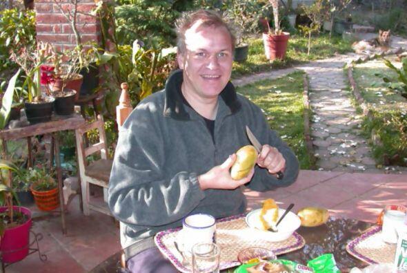 Su comida favorita en México era el mango. (Imagen cortesía de Octavio L...
