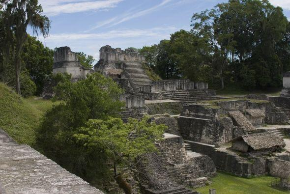 Península de Yucatán, México. Como si fueran parte de un episodio de 'Cu...