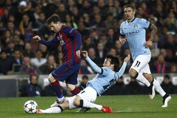 Manchester City mantuvo la intensidad y asumió riesgos dejando es...