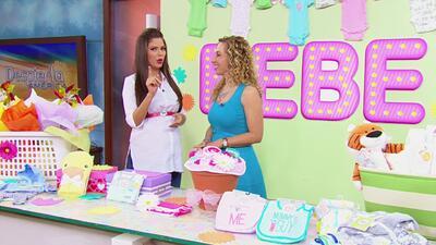 Ana Patricia aprendió cuáles son los mejores regalos para un Baby Shower