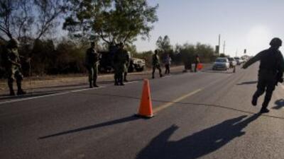 Violencia en Sinaloa.