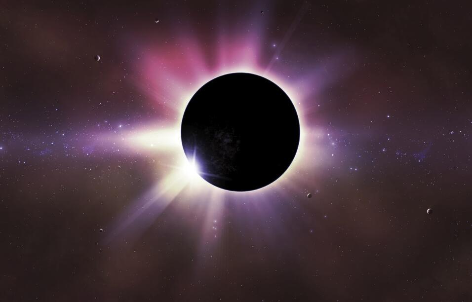 El último eclipse del año