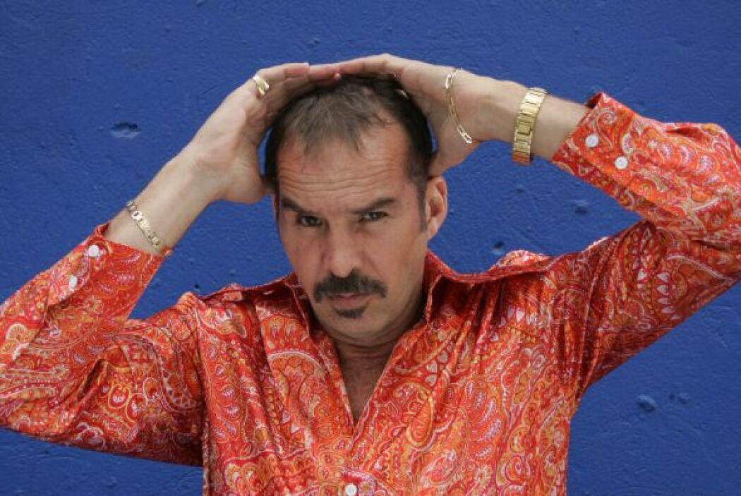 Cristóbal Errázuriz es Cardona, uno de los antagónicos y narcotraficante...