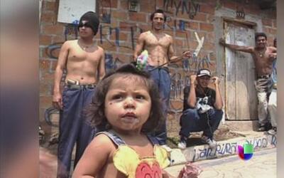 'Generación perdida' de niños en El Salvador