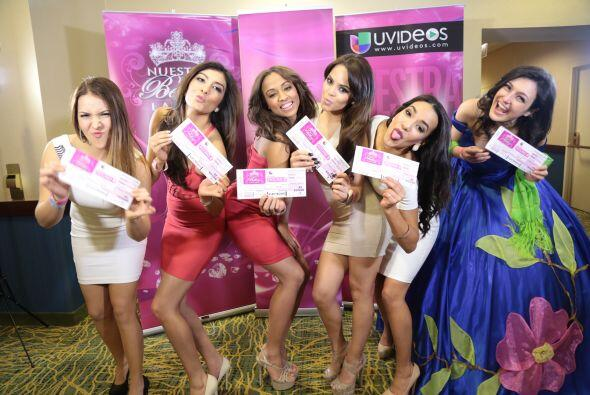 Audiciones Nuestra Belleza Latina 2014