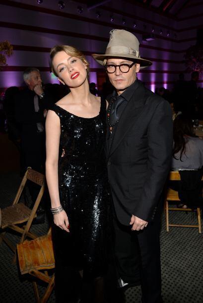 Y pronto se convirtieron en una de las parejas más asediadas de Hollywood.