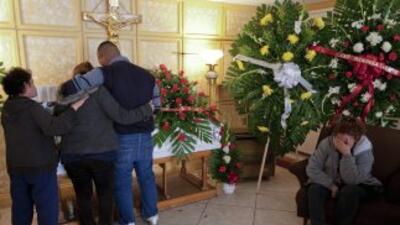 Policías federales dieron muerte el martes a un guardia de seguridad del...