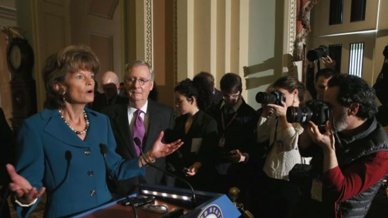 El Senado aprobó por mayoría la construcción del polémico oleoducto Keys...