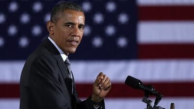 Obama pide al Congreso que no juegue con el presupuesto