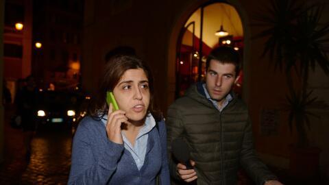 La consultora italiana Francesca Immacolata Chaouqui.