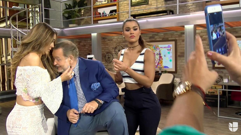 La gozadera, Ninel Conde le reclamó a Raúl por decir que Elizabeth Gutié...