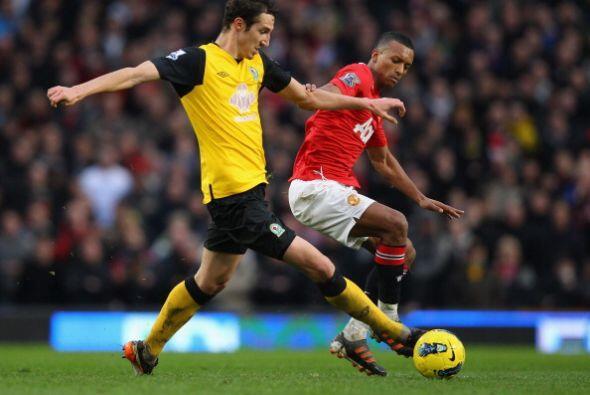 El United salió a buscar el empate pero volvió a cometer un error fatal.