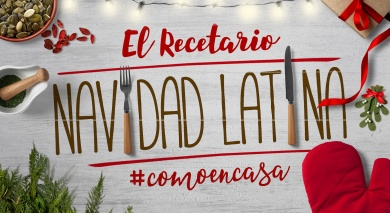 Navidad latina #ComoEnCasa