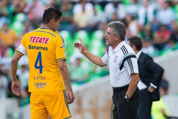 La experiencia: Ricardo Ferretti dejó en claro que sabe cómo jugar ligui...