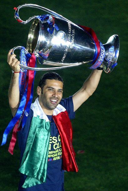 Para la siguiente temporada, Rafael Márquez consiguió afia...