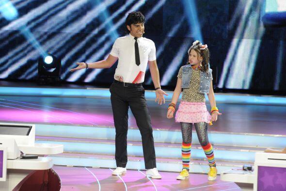 El 'Vitor' y la Nacaranda contagiaron al público con su alegría.