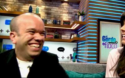 Livia Brito quedó enternecida, Carlitos 'El productor' le contó porque s...