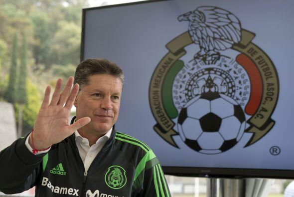 Peláez trabajará pegado a Miguel Herrera en la planeaci&oa...