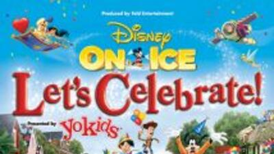 Disney On Ice: Let's Celebrate!