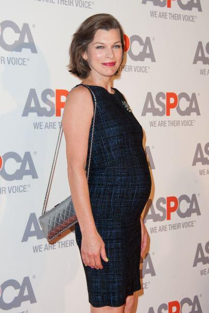 Al parecer Milla no esperaba embarazarse de nuevo, por lo que la noticia...