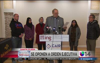 Comunidad musulmana en Santa Clara rechaza nuevas medidas migratorias de...