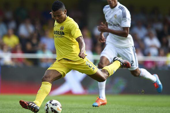 No lo hizo mal el Villarreal que fue mejor que el Madrid por momentos.