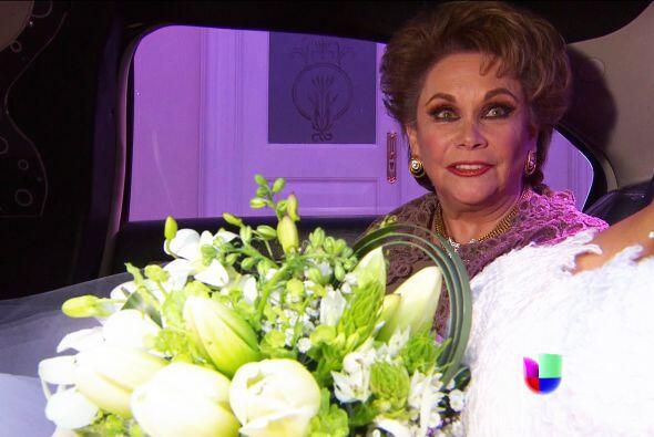 ¡Qué felicidad doña Soledad! Ana está a un paso del altar, pero cuídense...