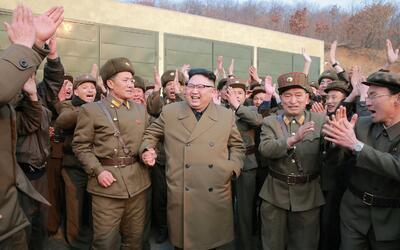 Corea del Norte anuncia la deportación de todos los surcoreanos jong-un1...