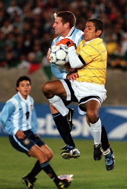 El paso de Palermo por la selección argentina fue limitado, en to...