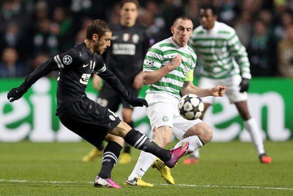 Más complicada es la tarea del Celtic. El líder de la Liga...
