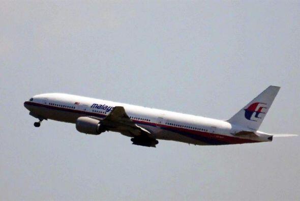 Es la segunda ocasión, en menos de seis meses, que uno de los aviones de...