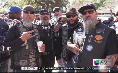 Motociclistas texanos exigen mayor protección en carreteras