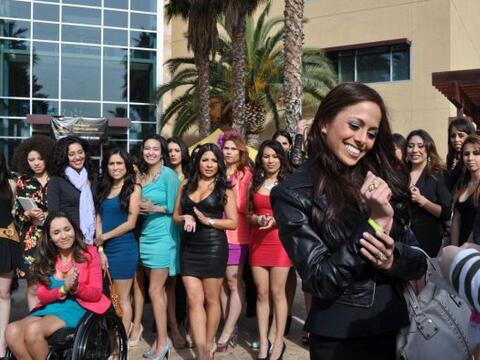 La mexicana que audicionó en San José, CA quiere que la re...