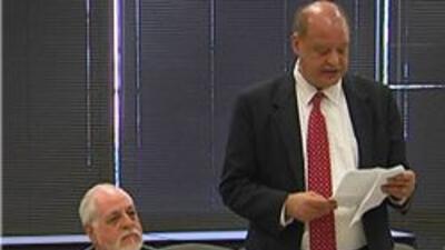 Secretario de educación de Sonora Ochoa Patron y superintendente Tom Horne