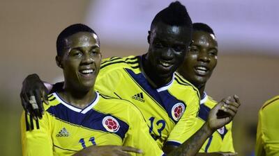 Los cafetaleros vencieron 3-0 a Chile que sumó su segunda derrota.