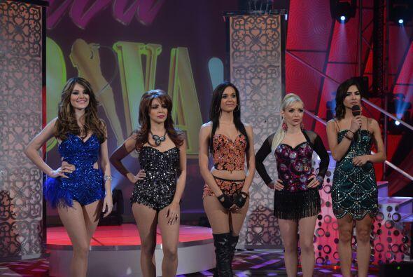 Una de estas cuatro hermosas mujeres no contendrá más por el tan aclamad...