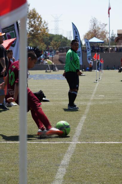 Así se vivió toda la diversión del torneo de fútbol que se festejó en el...
