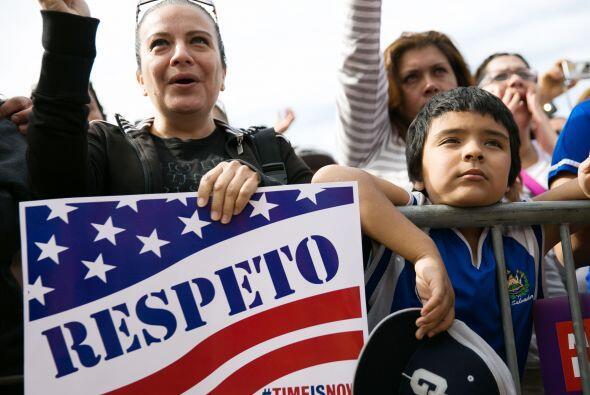 5 diciembre. 540 grupos y organizaciones le envían una carta a Obama y l...